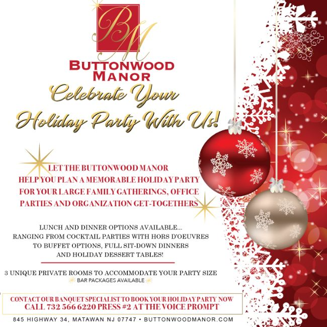 Button wood manor events